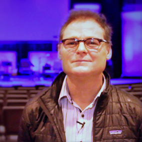 Pastor Dave Patterson